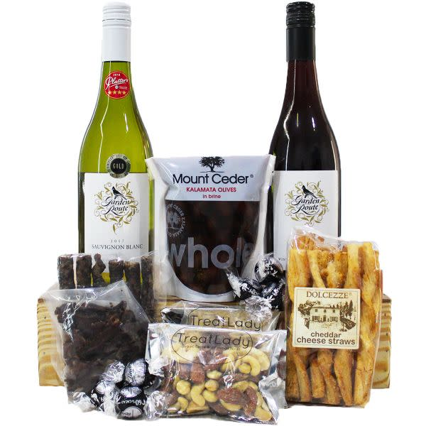 Garden Route Wine Gift Set