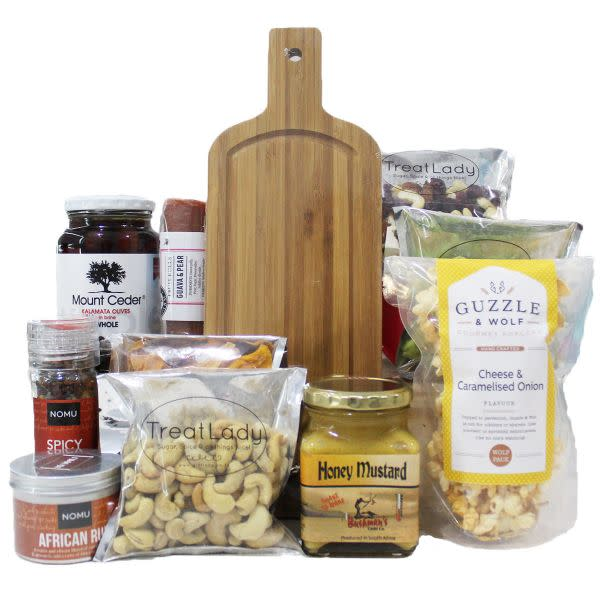 Luxury Savoury Hamper - Halaal