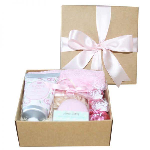 Pink Pamper Box