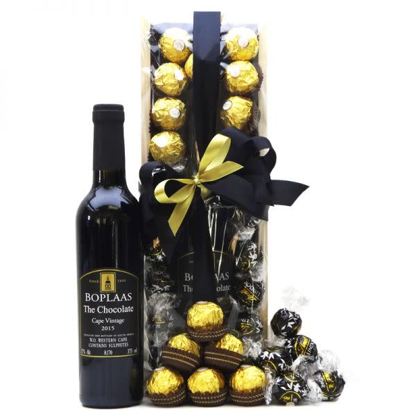 The Chocolate Cape Vintage and Truffles