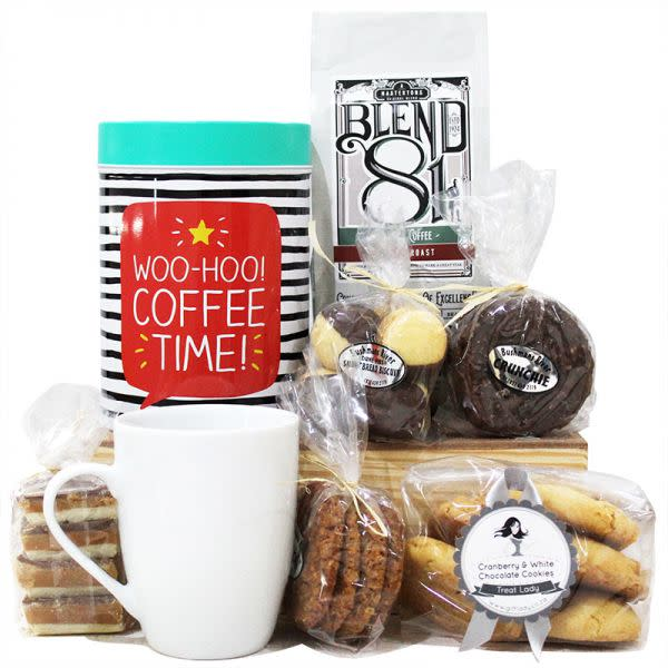 Woo-Hoo Coffee Time!