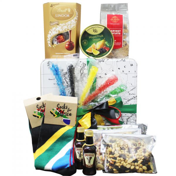 World Cup Snack Box