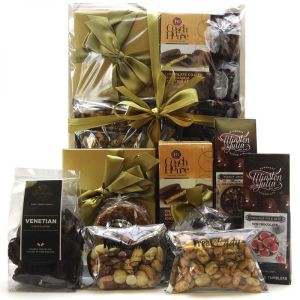 Gourmet and Snack Hampers