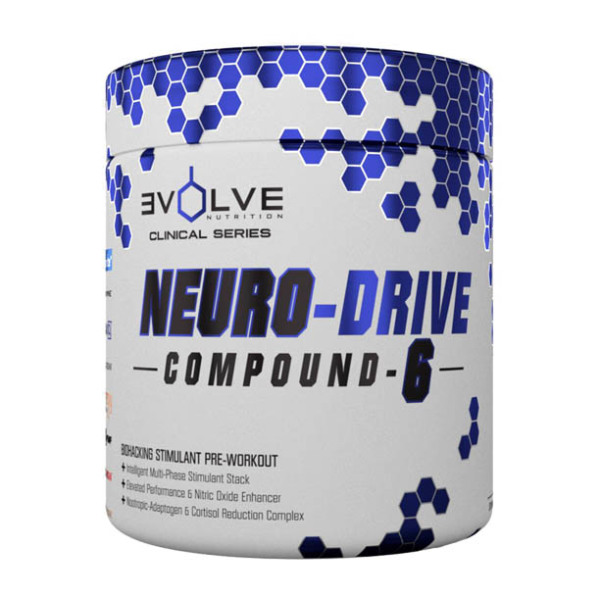 EVOLVE NEURO DRIVE COMPOUND 6