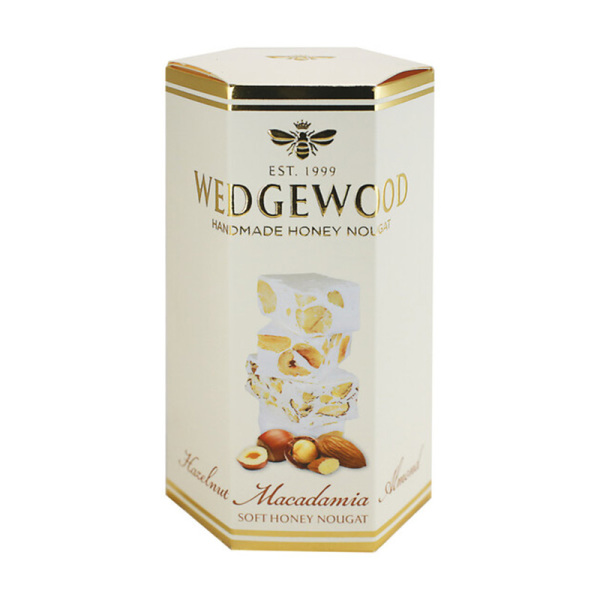 Wedgewood Assorted Nougat Share Box (120g)