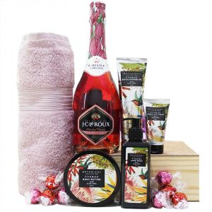Sparkling Wine Hampers