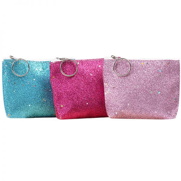 Coin Purses - 1 piece (assorted colours)
