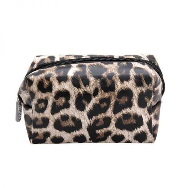 Tropical Wilderness Soft Touch Make - Up Bag