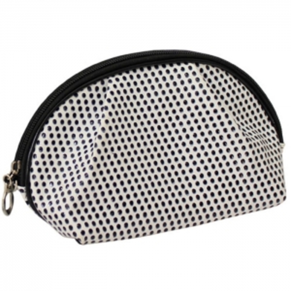 Black and White Make Up Pouch