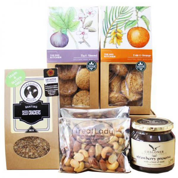 Vegan Share Box