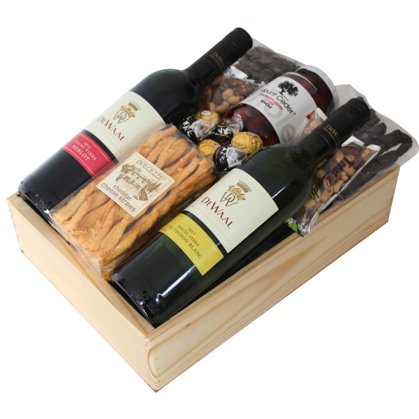 Fine Wine Hamper