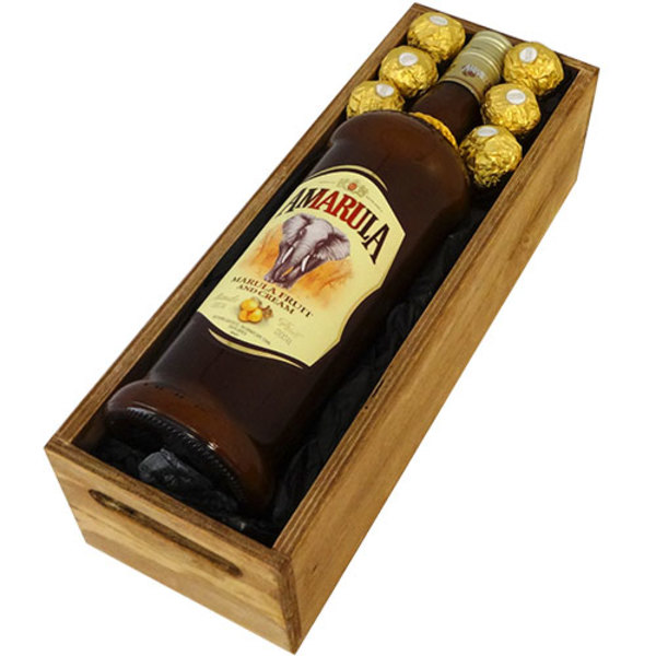 Amarula and Chocolate Gift Set