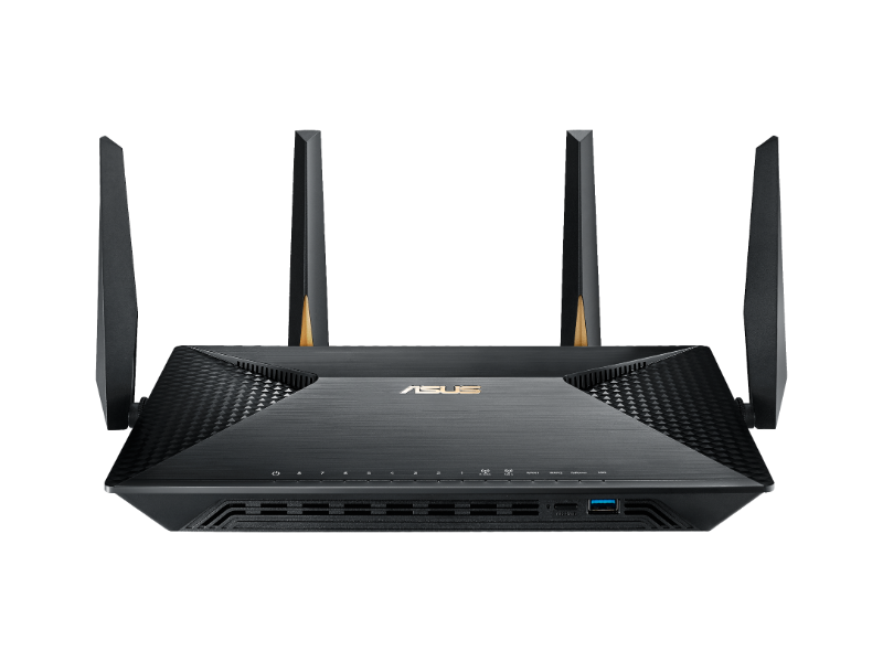 Asus BRT-AC828 AC2600 Dual-WAN VPN With Built In M.2 Slot Wi-Fi Router