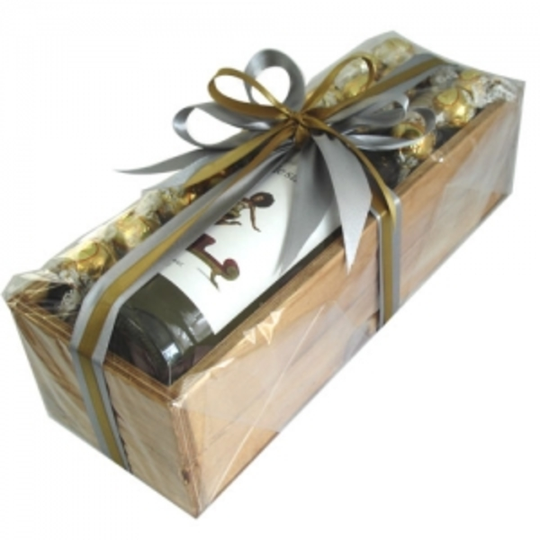 Noble Savage White Wine Hamper