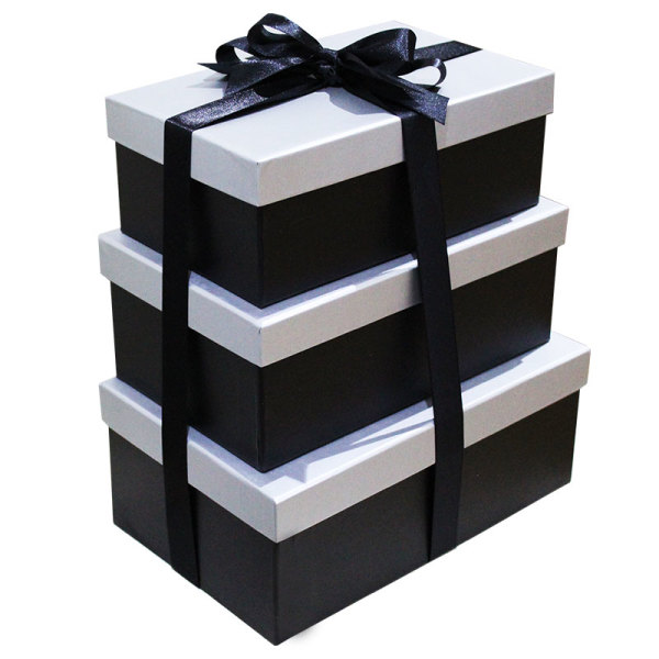 Three Tiers of Boxes - Medium