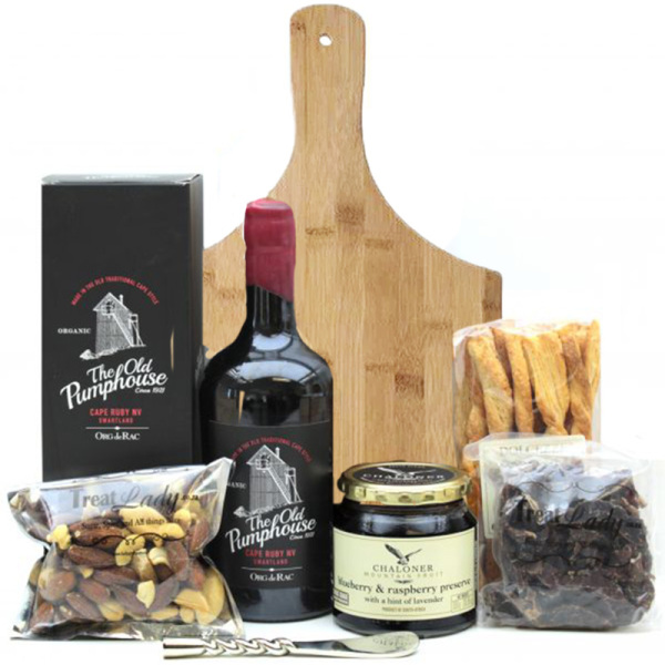 Port and Snack Hamper