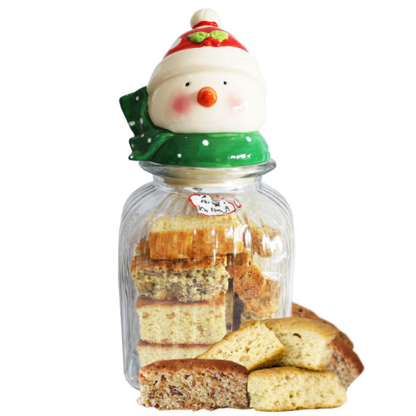 Santa's Jar of Rusks