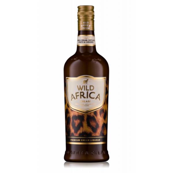 Wild Africa Cream (750ml)