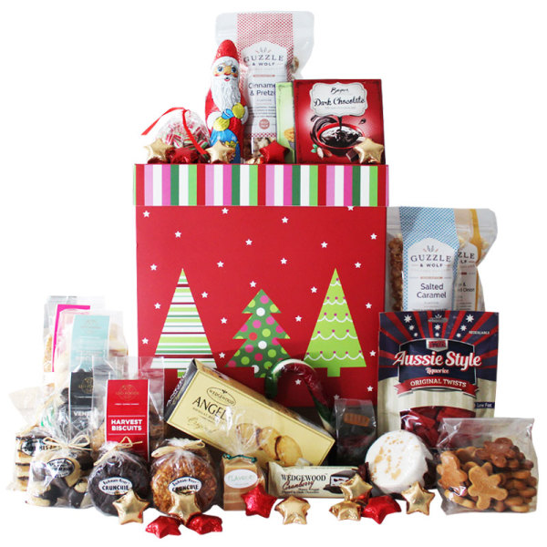 The Night Before Christmas Treat Box