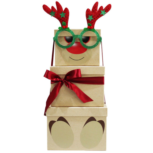 Rudolph's Snack Pack