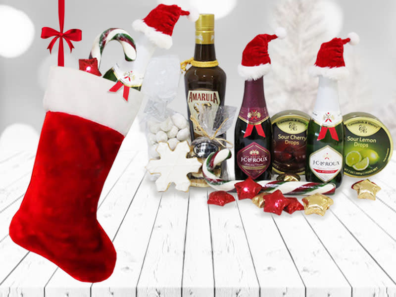 Personalize your Gift<br>Fill the Stocking