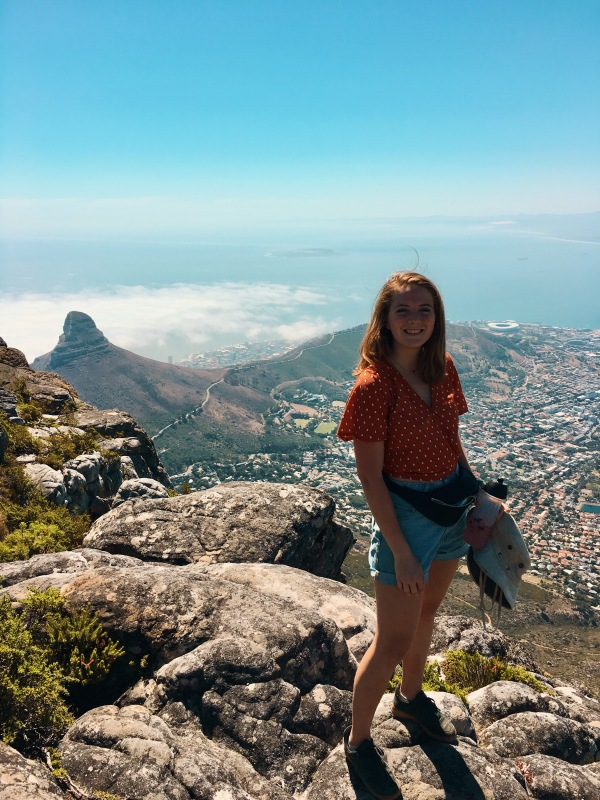 India Venster trail Table Mountain