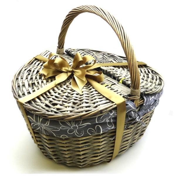 Festive Picnic Basket