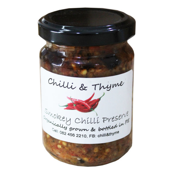 Smokey Chilli Preserve Small
