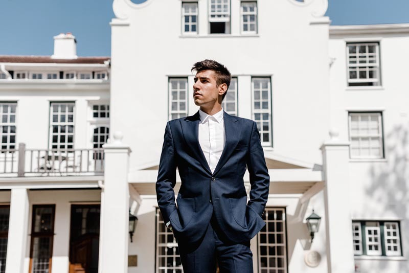 Modern Muse SA Weddings Styled Session