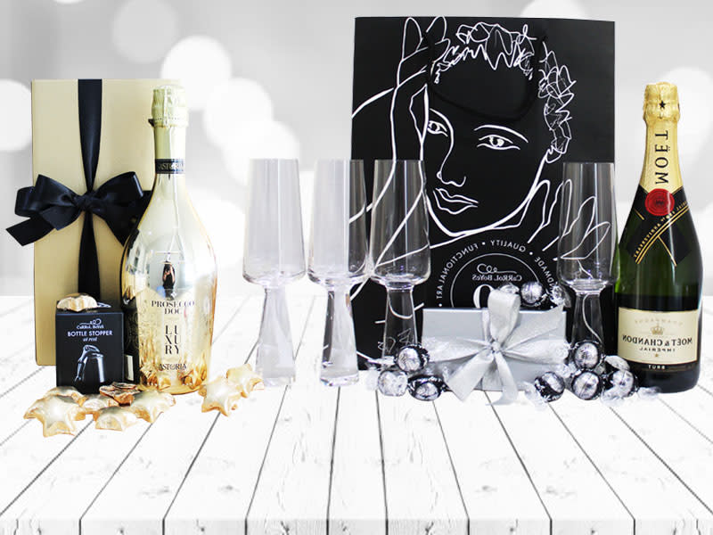 View our selection of<br>Exquisite Hampers