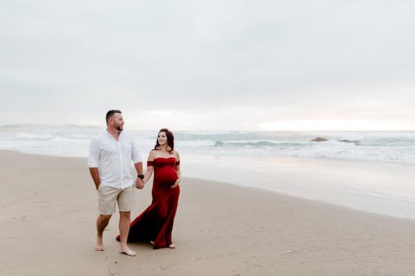 Charne & Craig Maternity
