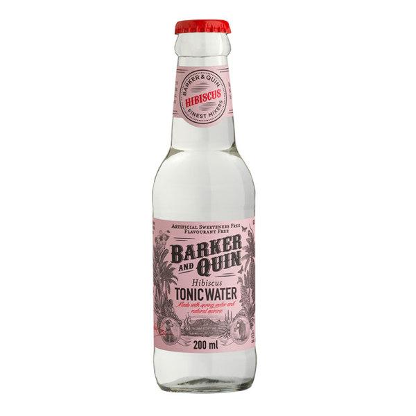 Barker Hibiscus Tonic Water (200ml)
