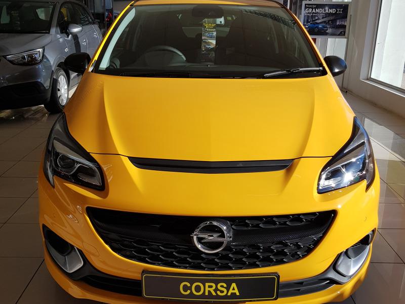 2019 Opel Corsa 1.4T GSi 3dr
