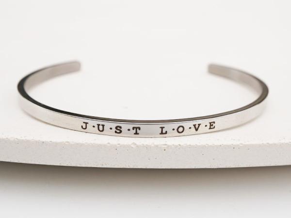 """Just Love"" Bracelet"