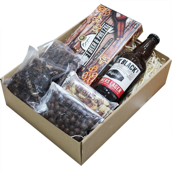 Beer and Snack Box