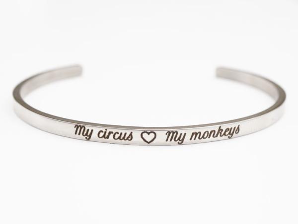 """""""My Circus"""" Bracelet"""
