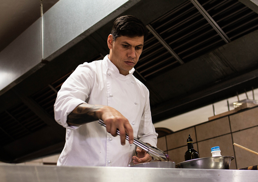 Vince Smith - Private Chef and Restaurant Consultant - Gallery