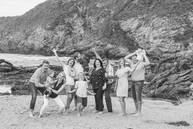 Naude family