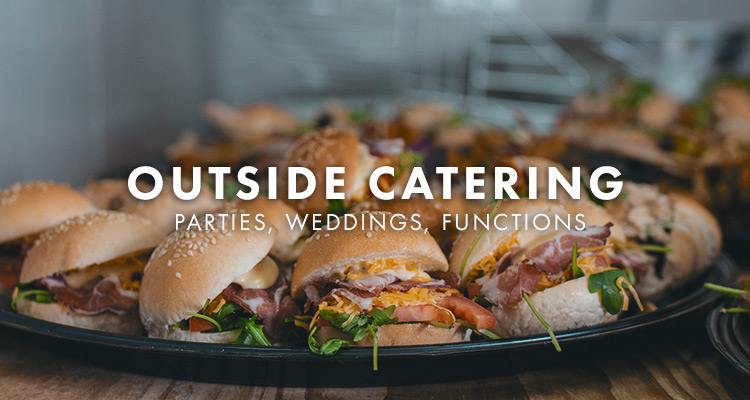 Outside Catering at 101