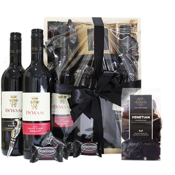 Red Wine Lovers Hamper
