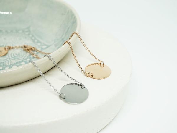 Dainty Petites Bracelet - Rose Gold