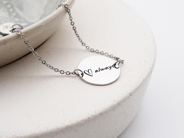 """""""Always"""" Dainty Petite Bracelet"""
