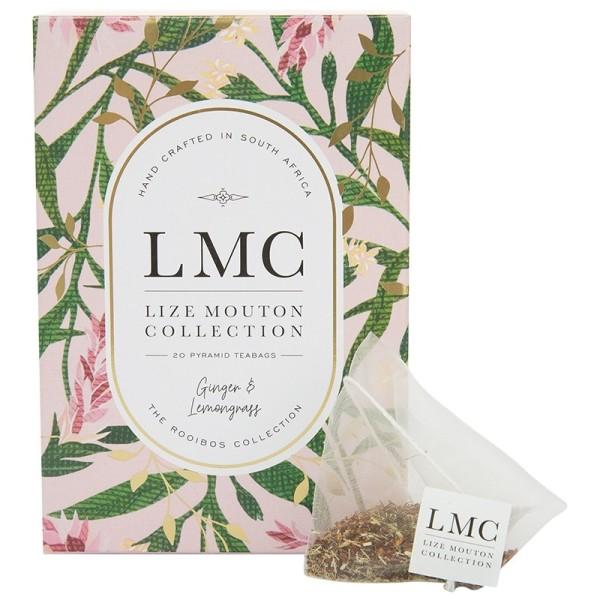 LMC Lemongrass & Ginger Tea (20 Teabags)