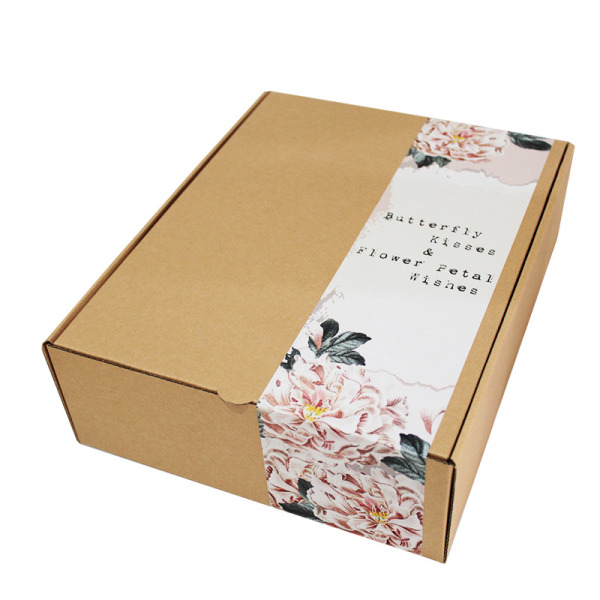 Butterfly Kisses & Petal wishes Box Wrapper
