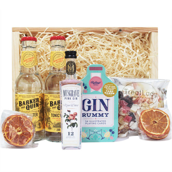 Gin Lovers Entertainment Kit
