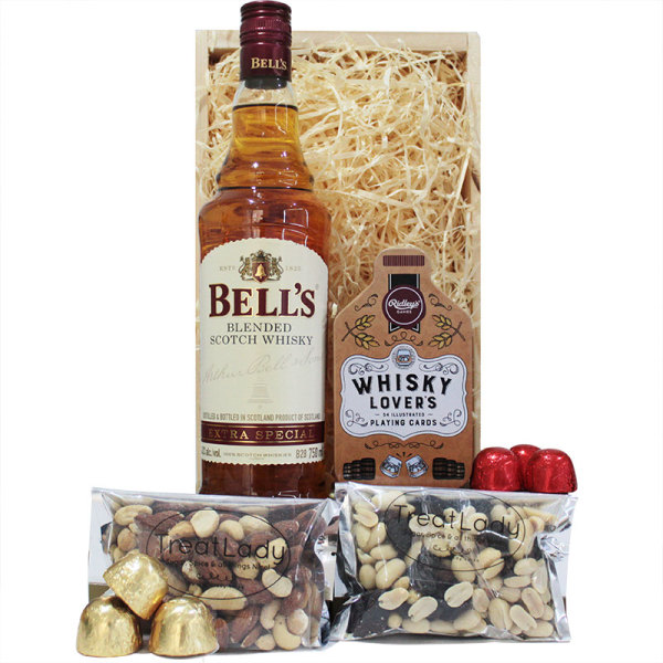 Whiskey Lovers Entertainment Kit