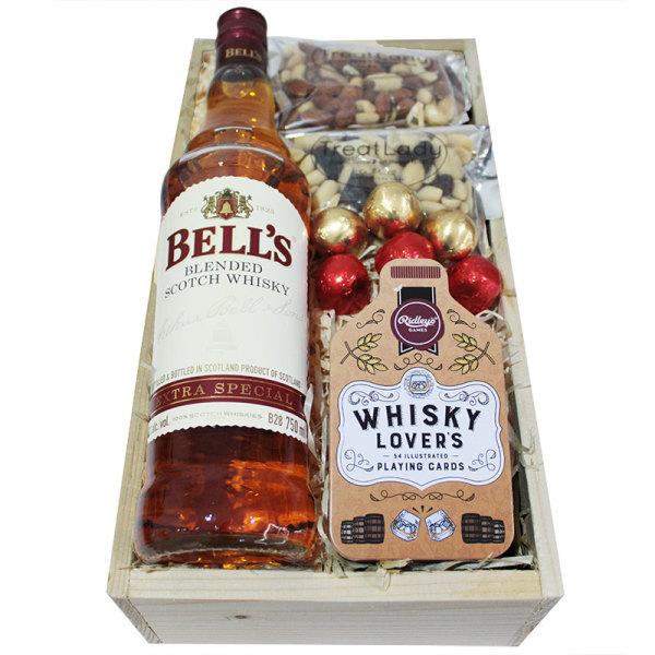Whiskey Lovers Entertainment Kit