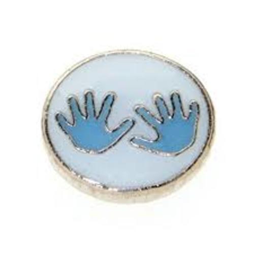 Baby Hands (Blue)