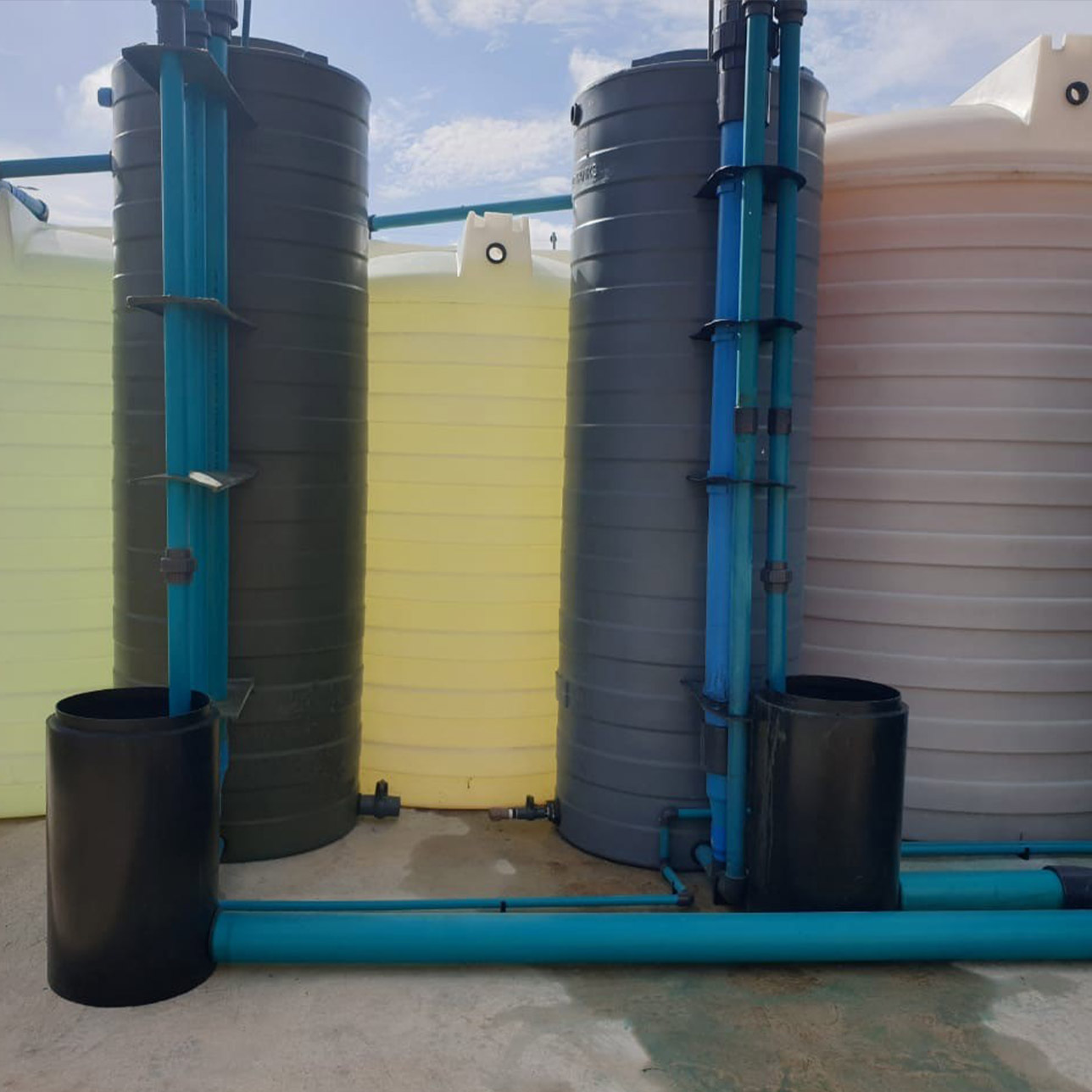 Buffalo Tanks Products - Poly Filtration Unit