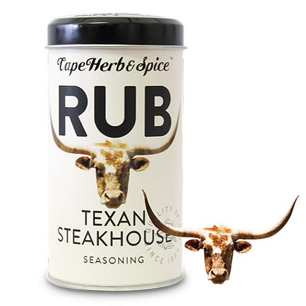 Cape Herb Rub - Texan Steakhouse (100g)